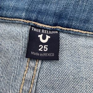 True Religion Jeans - True Religion Colette High Waist Skinny Jeans 25